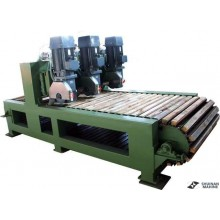 3 blades automatic cutting machine
